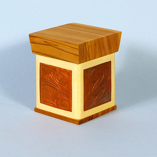 Aaron Nelson-Moody - Glimpse - <i>Charity Boxes 2011</i>