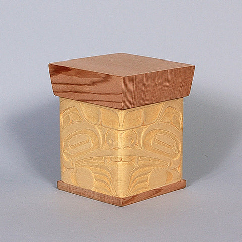 Lesson Learned (Lazy son-in-law) - Cedar Bentwood Box