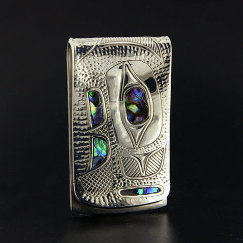 Thunderbird - Silver Money Clip