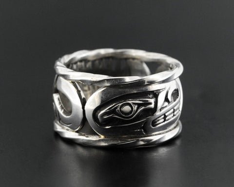 Otter - Silver Ring