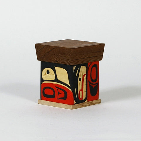Hummingbirds - Cedar Bentwood Box
