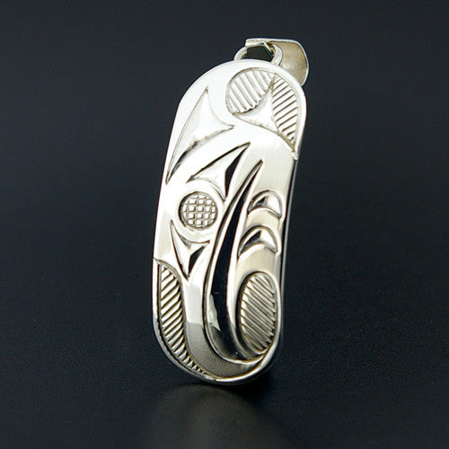 Dylan Thomas - Eagle - Silver Jewellery