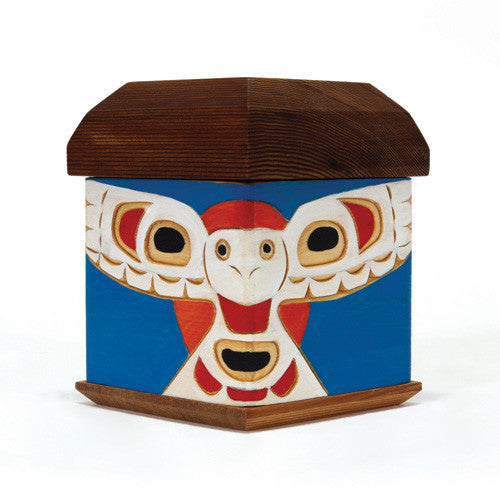 Joe Campbell - Owl - <I>Charity Boxes 2013</I>