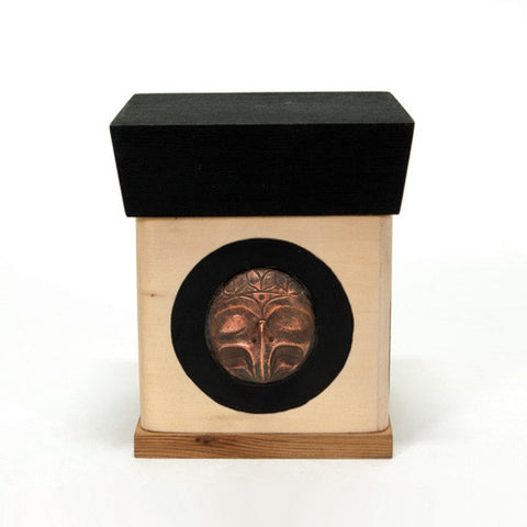 Untitled - Cedar Bentwood Box