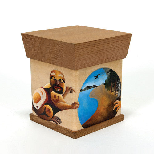 Cody Lecoy - To the Best of Our Abilities - <I>Charity Boxes 2013</I>