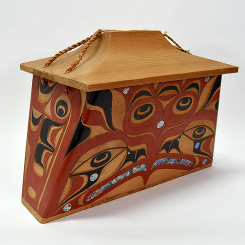 Eagle - Canoe Box