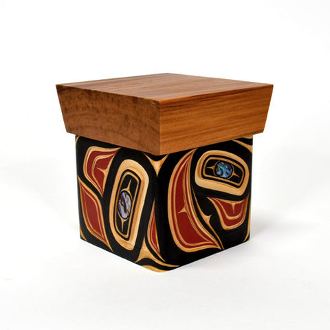 Abstract - Bentwood Box