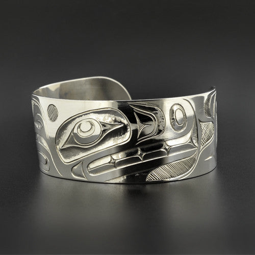 Don Yeomans - Killerwhale - Silver Jewellery