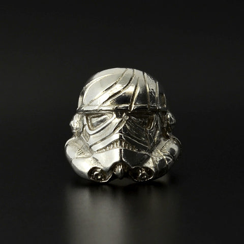 Stormtrooper - Sterling Silver Ring