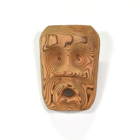 West Wind - Red Cedar Mask