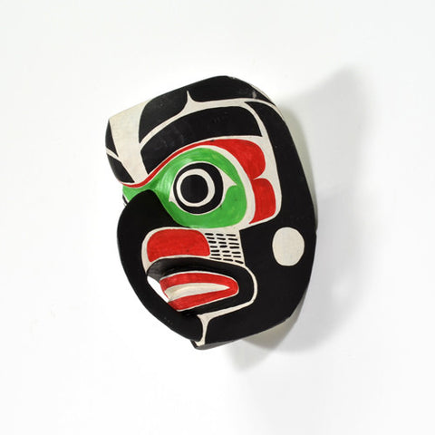 Grouse Wild Man - Red Cedar Mask