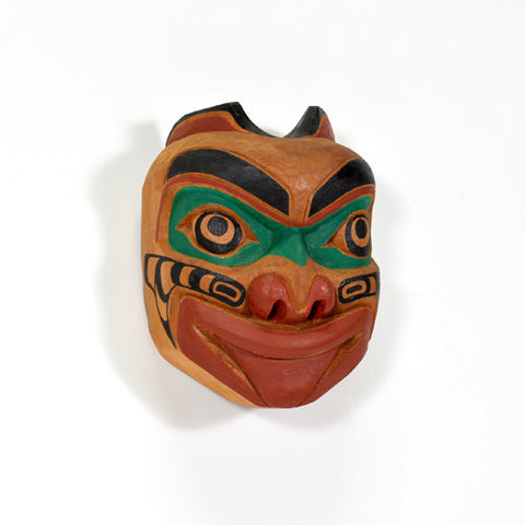 Bear - Red Cedar Mask