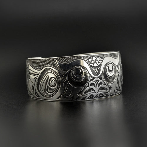 Kelvin Thompson - Owl - Silver Jewellery