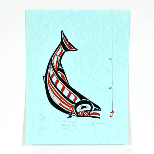 Roy Henry Vickers - Steelhead - Prints