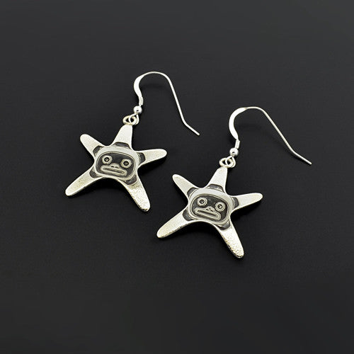 Clinton Work - Starfish - Silver Jewellery