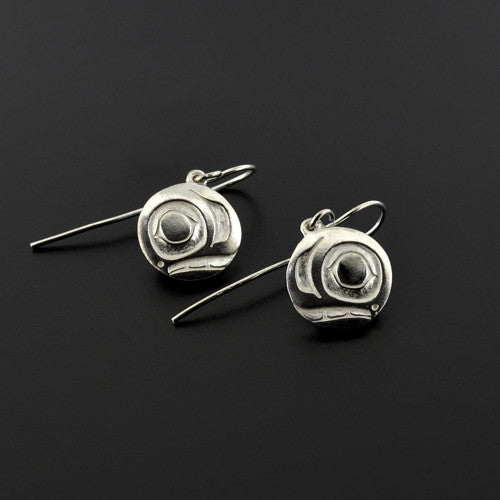 Phil Janze - Salmon-Trouthead - Silver Jewellery