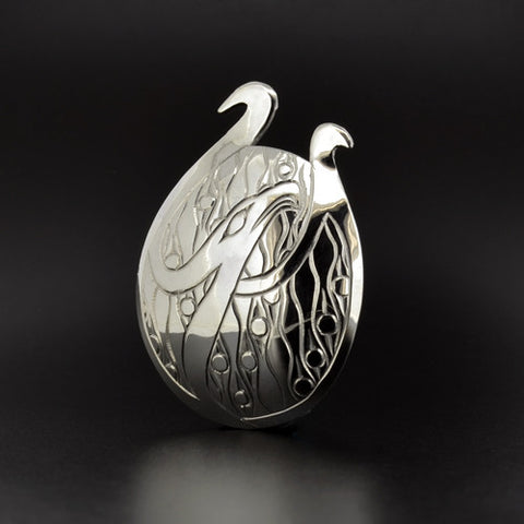 Sea Eagle - Silver Pendant
