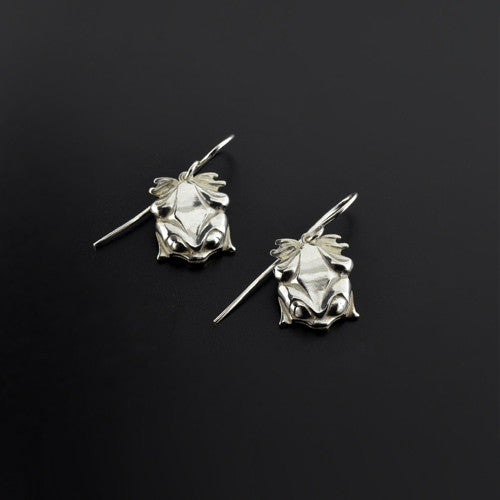 Phil Janze - Frogs - Silver Jewellery