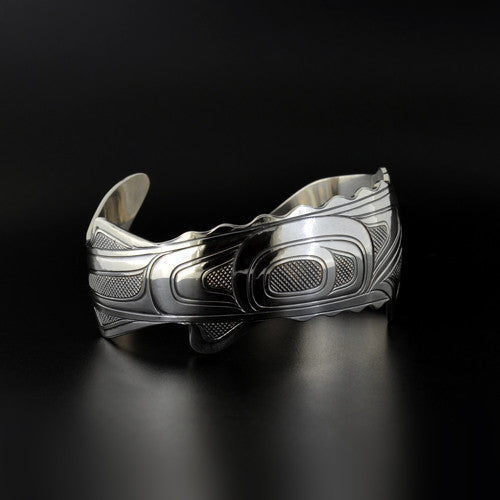 Dean Hunt - Sturgeon - Silver Jewellery