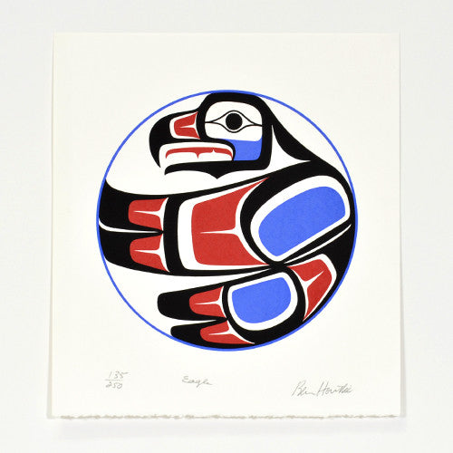 Ben Houstie - Eagle - Prints
