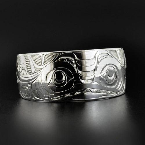 Ernest Swanson - Dogfish - Silver Jewellery