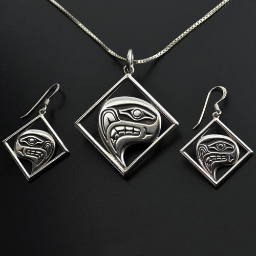 Norman Bentley - Thunderbird - Silver Jewellery