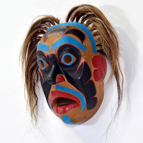 Yaksim Bigwanum - Red Cedar Mask