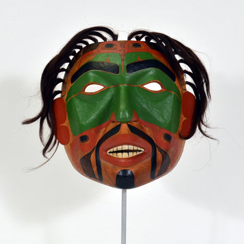 Joe Peters - Portrait - Masks