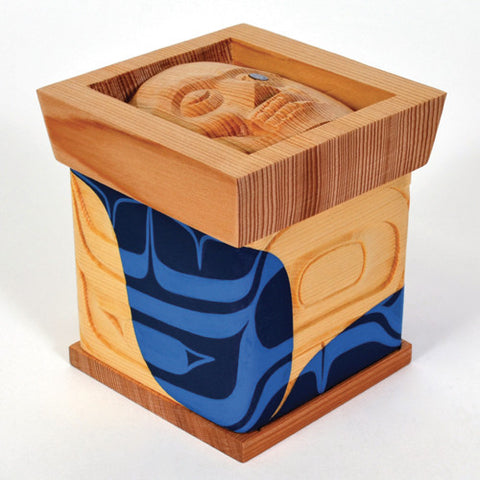 Box of Nolax - Cedar Bentwood Box