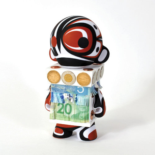 Steve Smith - Munny BOX - <I><B>Charity Boxes 2014</B></I>