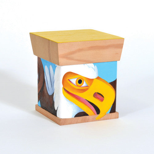 Shawn Hunt - Eagle - <I><B>Charity Boxes 2014</B></I>