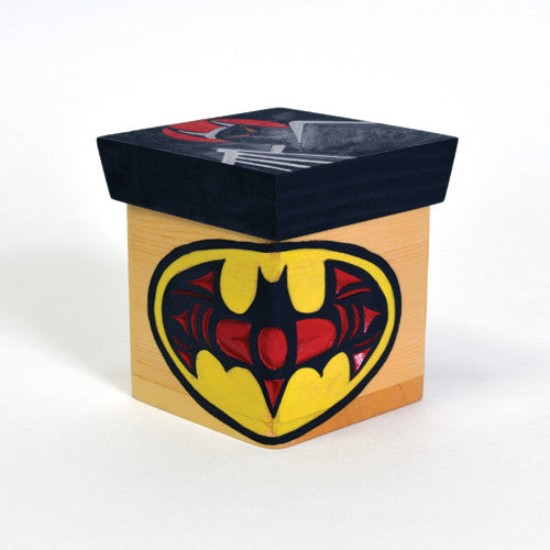 Joe Campbell - Batman - <I><B>Charity Boxes 2014</B></I>