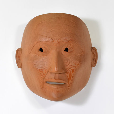 Tx'amsen - Red Cedar Mask