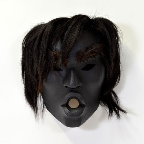 Tsonokwa - Red Cedar Mask