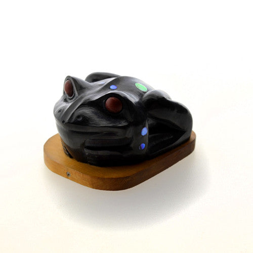 Andrew Williams - Frog - Argillite