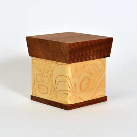 Whale - Bentwood Box