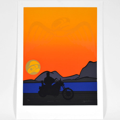 Roy Henry Vickers - Westcoast Rider - Prints