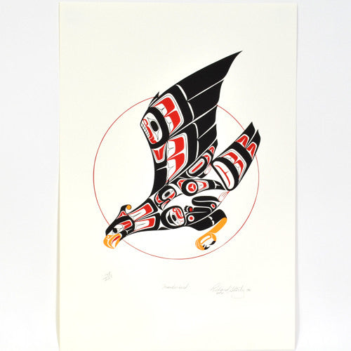 Richard Shorty - Thunderbird - Prints