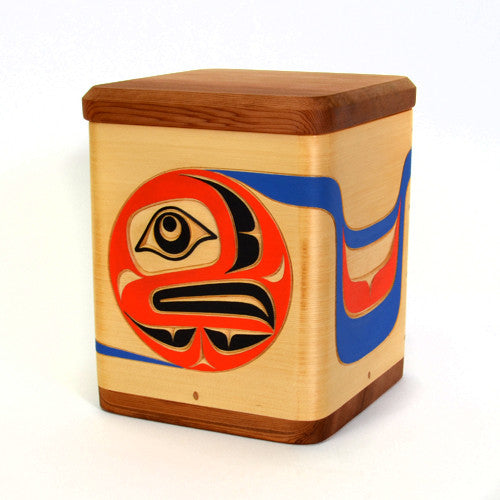 Richard Sumner - Eagles - Bentwood Boxes