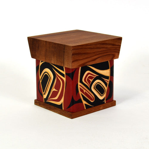 James Michels - Eagle - Bentwood Boxes