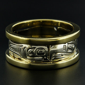 Frank Paulson - Eagle & Raven - Gold Jewellery