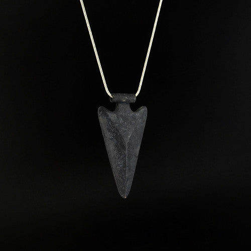 Sharifah Marsden - Arrow Head - Silver Jewellery