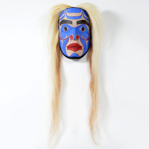Nobility Kvumugva's Speaker - Red Cedar Mask
