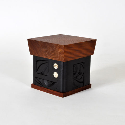 Abstract - Cedar Bentwood Box