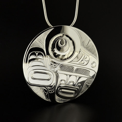 Shawn Edenshaw - Eagle - Silver Jewellery