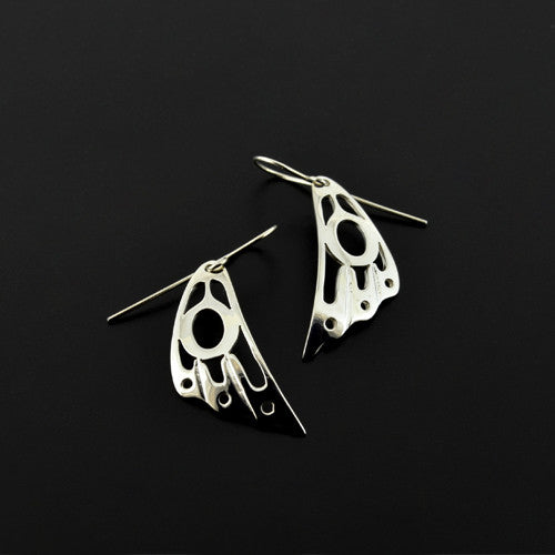 Val Malesku - Hummingbird Wings - Silver Jewellery