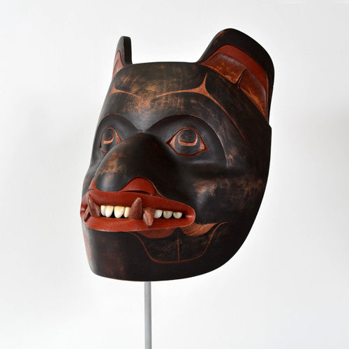 Phil Gray - Black Bear - Masks