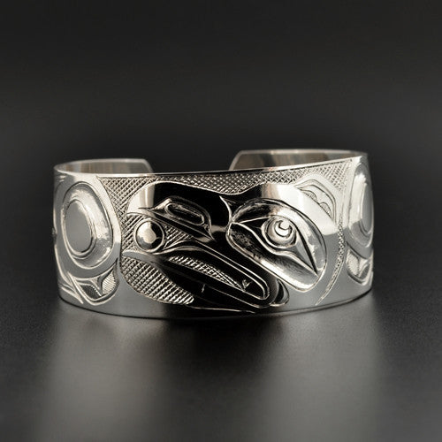 Kelvin Thompson - Raven and the Light - Silver Jewellery