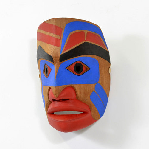 Tim Paul - Nootka Portrait - Masks