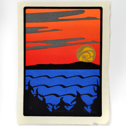 Roy Henry Vickers - Clayquot Sunset - Prints